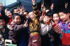 Will a new cold war with China help these Chinese children?
