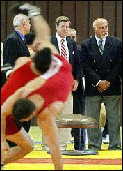 Paul Bremer wrestles with Iraq